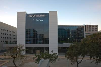 ROGOVIN&REIT1, הרצליה פיתוח